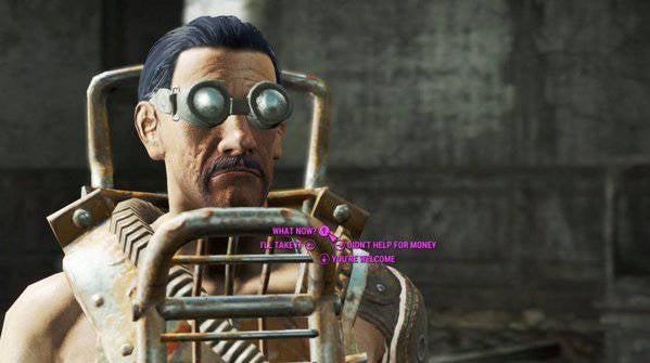 Danny Trejo Fallout 4