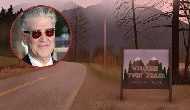 David Lynch Bday