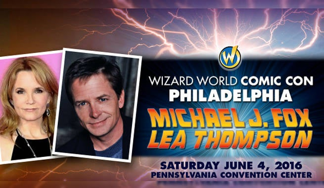 Michael J. Fox To Attend Wizard World Comic Con Philadelphia