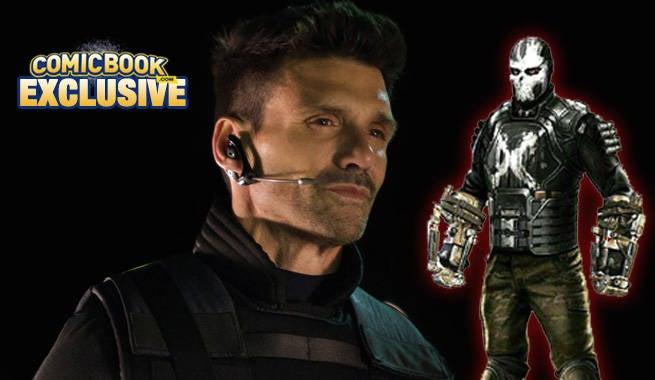 Frank Grillo Talks Captain America: Civil War & Crossbones