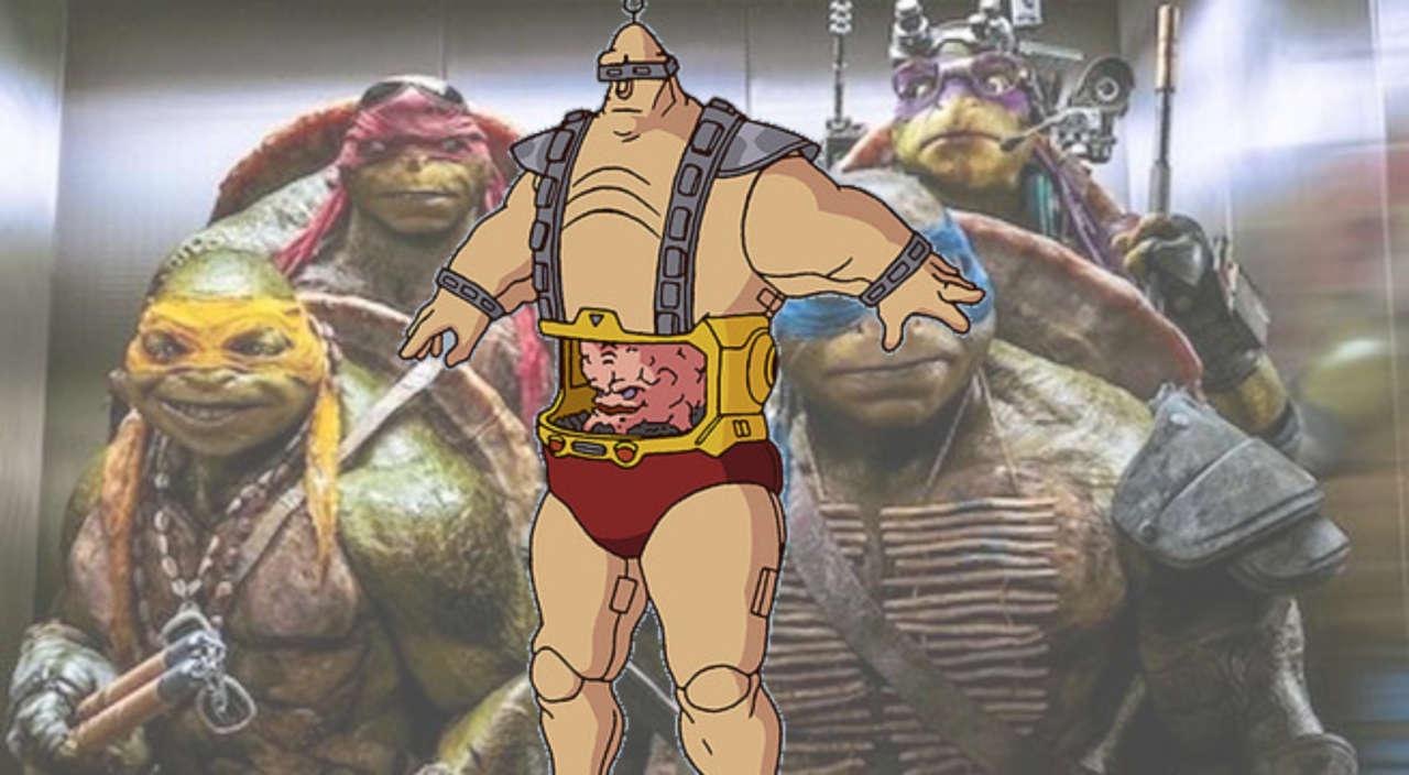 Krang Confirmed For Teenage Mutant Ninja Turtles 2