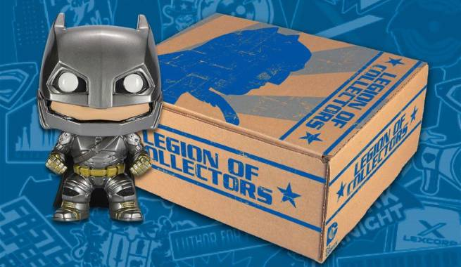 Legion of Collectors featured