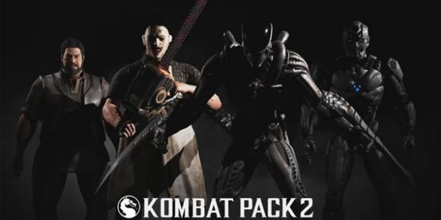 MKX Kombat Pack 2