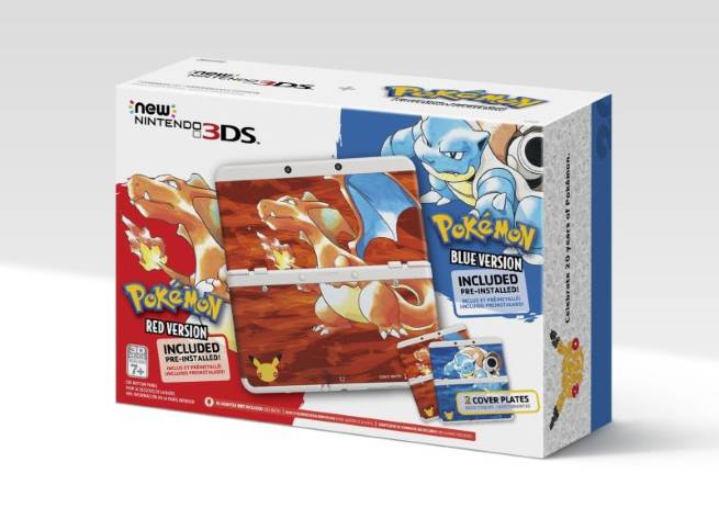 Pokemon 20 3DS Bundle