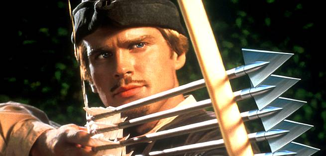 Futuristic Robin Hood Movie In Works From 300 Producers