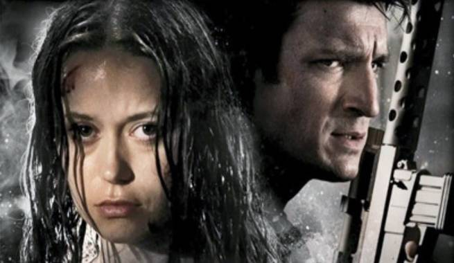 Firefly's Nathan Fillion And Summer Glau To Reunite On Castle