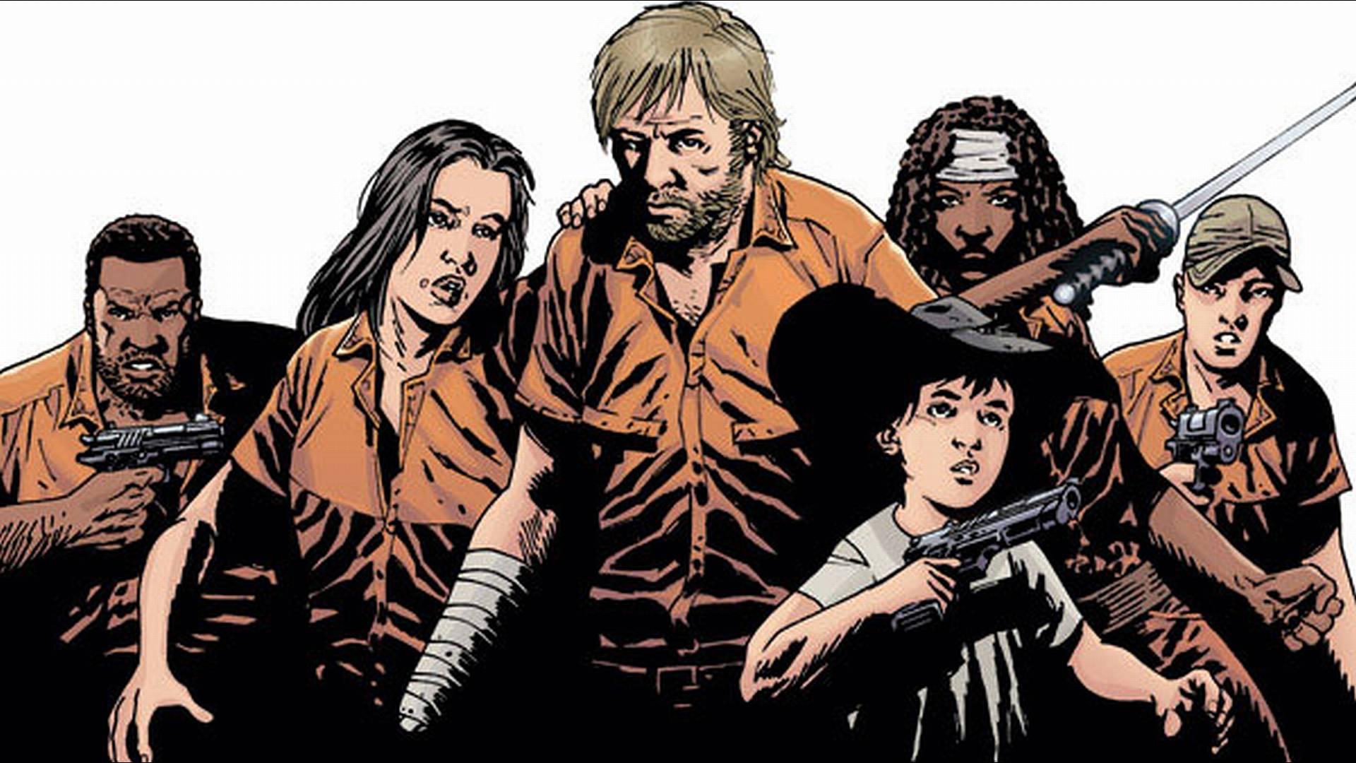 The Walking Dead Image Comics