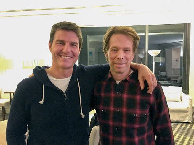 Jerry Bruckheimer Met With Tom Cruise About Top Gun 2