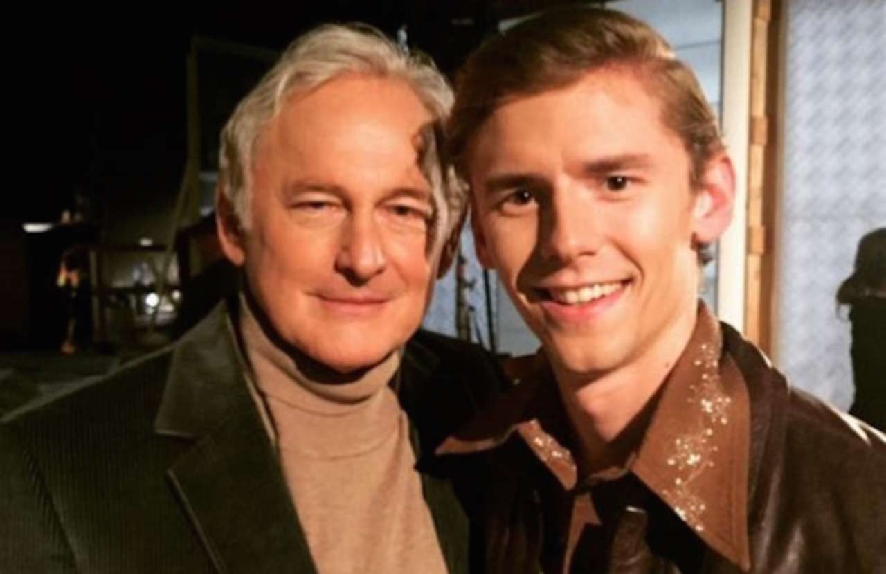 Watch Victor Garber video