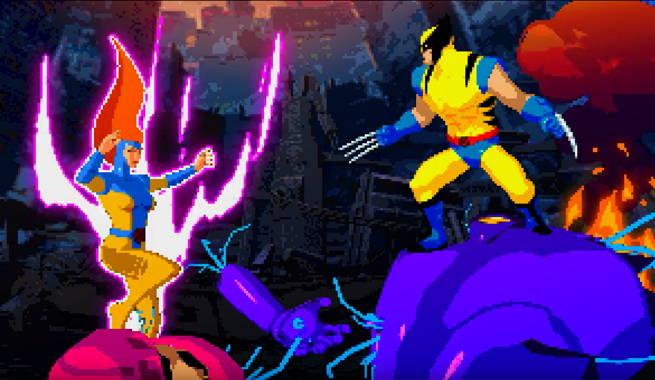 X-Men Danger Room Protocols 1