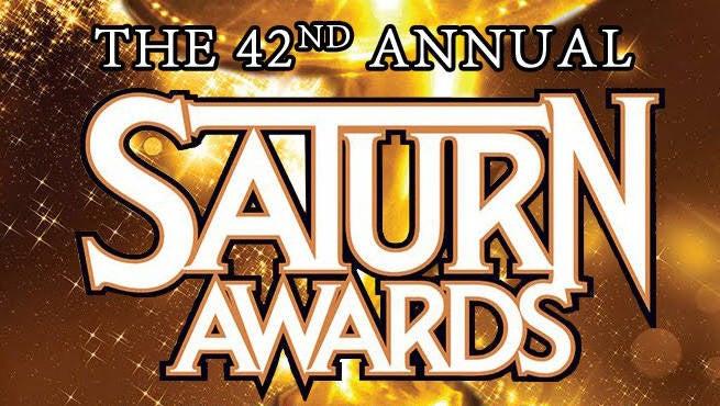 2016 Saturn Awards Logo