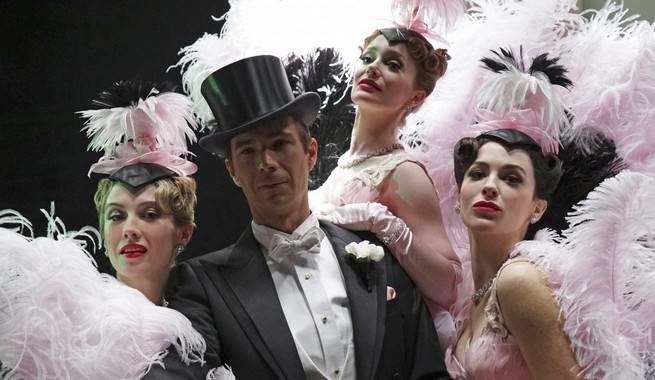 Agent Carter Dance Number