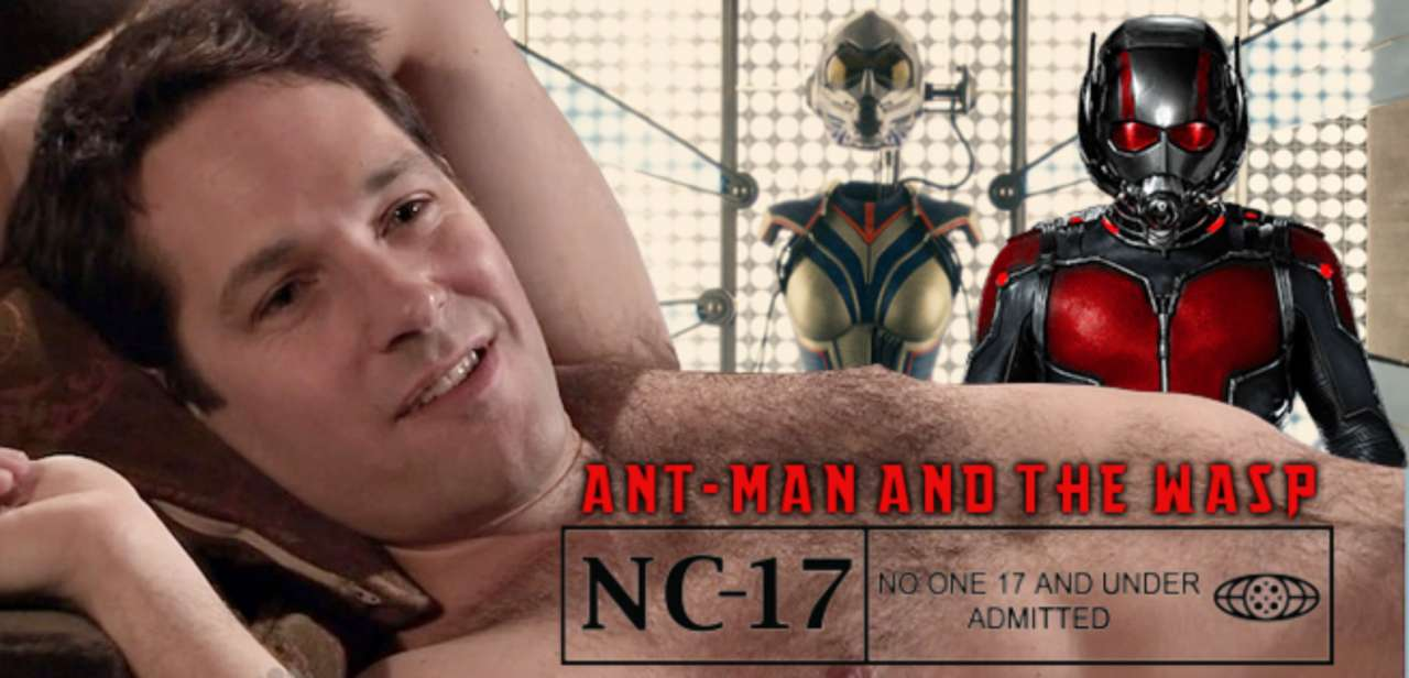 Peyton Reed Jokes Ant-Man & The Wasp Is Going Full NC-17