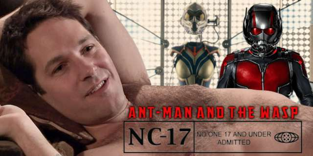 Peyton Reed Jokes Ant-Man The Wasp Is Going Full NC-17