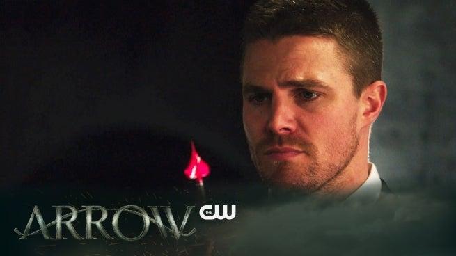 Arrow - Broken Hearts