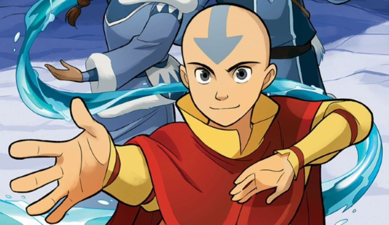 avatar the last airbender comics after north and south