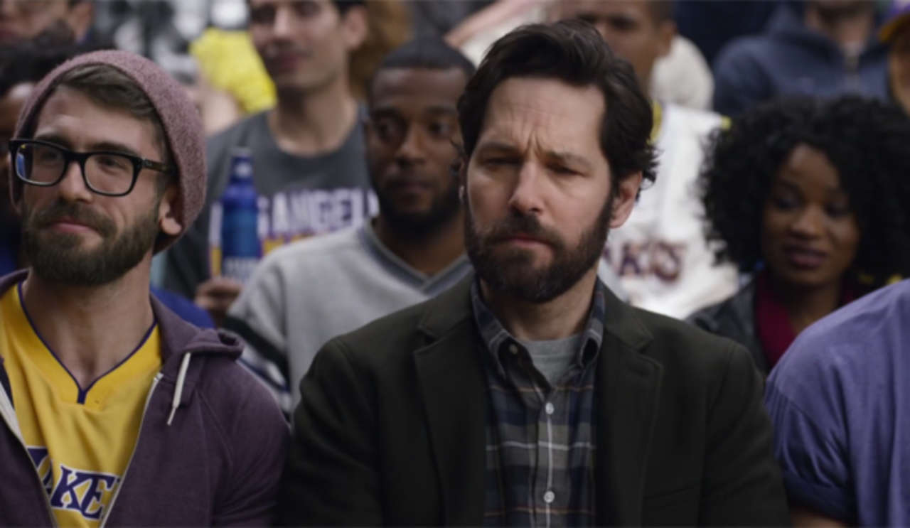 Bud light super bowl commercial includes ant mans paul rudd quotes bud light super bowl commercial includes ant mans paul rudd quotes independence day aloadofball Choice Image