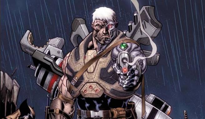 Cable Avengers X-Sanction