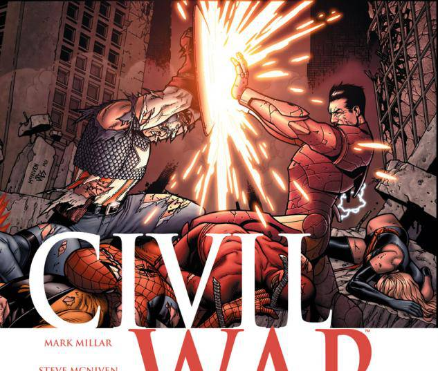Civil War Marvel