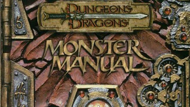 D&DMonsterManual