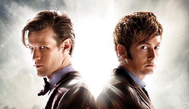 Doctor Who - Matt Smith & David Tennant