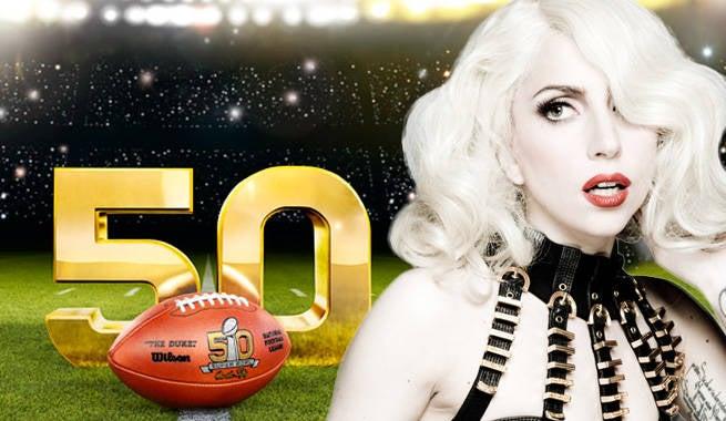 Gaga SB50