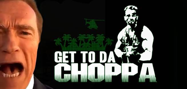 Arnold Schwarzenegger Quotes Predator In Viral Snapchat Video