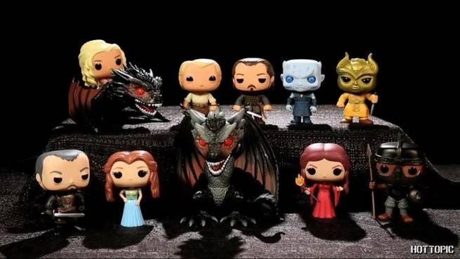 Game of Thrones Pop! Vinyls