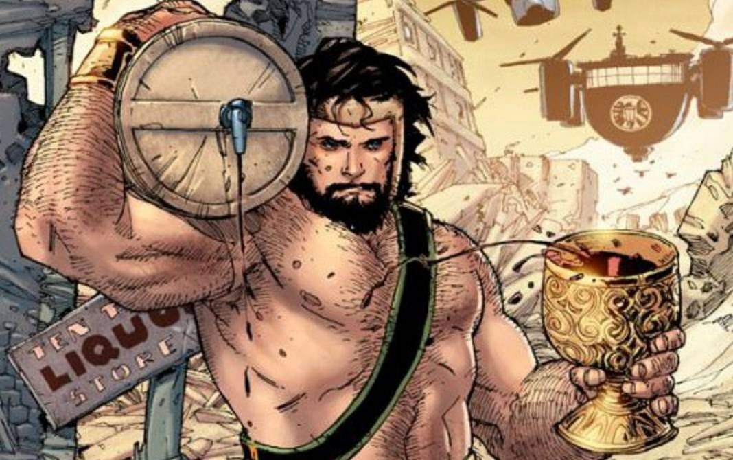 Hercules Marvel Party
