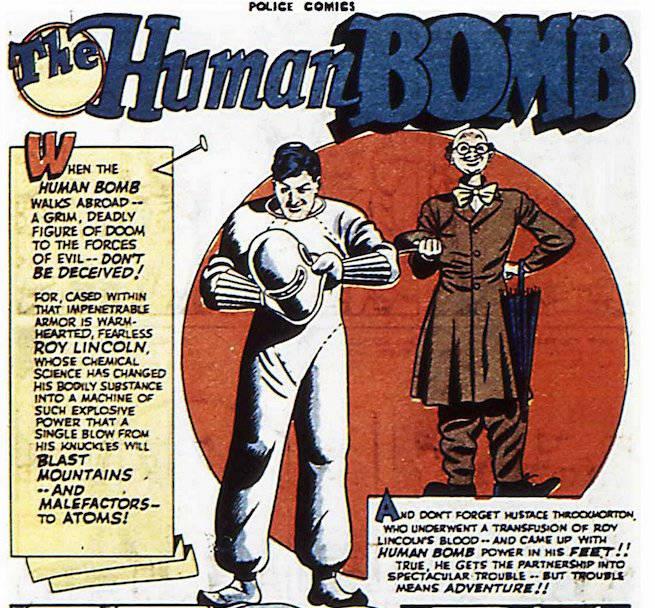 human-bomb