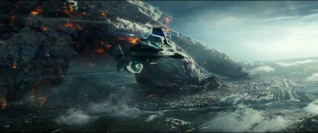 Independence Day: Resurgence Pulls In $4 Million On Opening Night