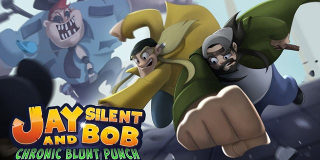 Jay and Silent Bob Chronic Blunt Punch Header