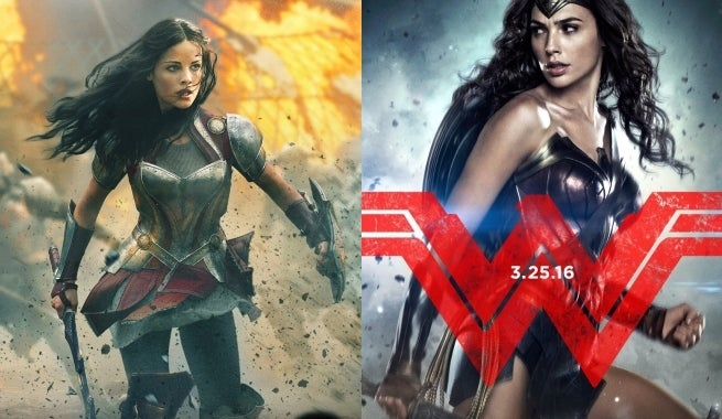 Lady Sif - Wonder Woman