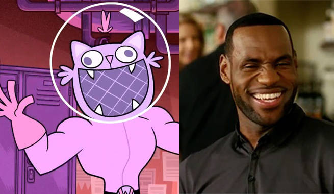 LeBron James to Appear On Teen Titans Go