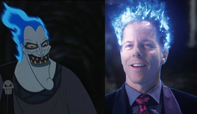 Once Upon A Time: First Look At Greg Germann As Hades