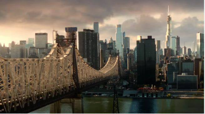 A Closer Look At Batman V Superman S Metropolis