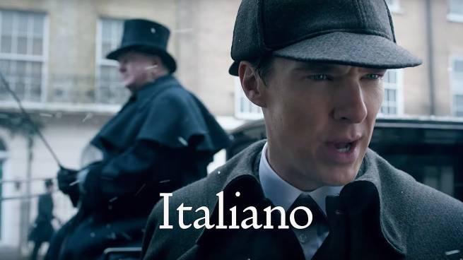 Sherlock in 7 languages