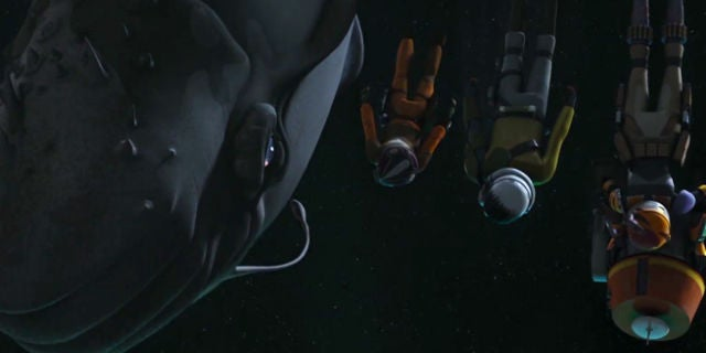 Star Wars Rebels: The Call Preview