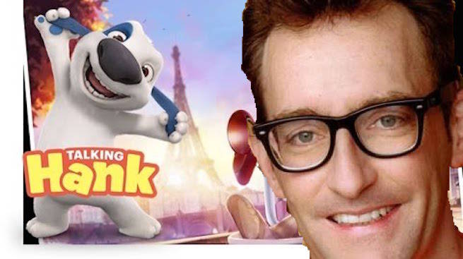 Celebrated Voice Actor Tom Kenny Wishes a Happy Birthday to Talking Hank