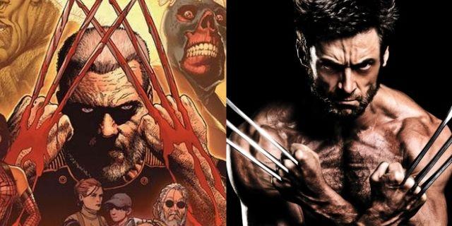 The Wolverine 3 Old Man Logan