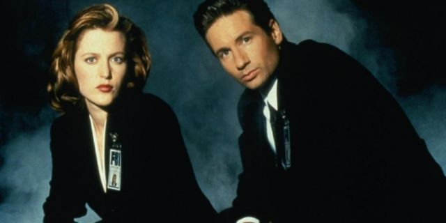 The X-Files - Dana Scully and Fox Mulder