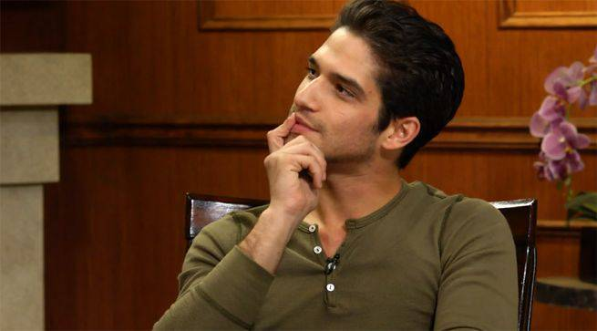 Tyler Posey's Most Embarrassing Moment On Teen Wolf Set