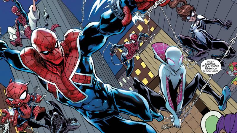 Web Warriors Spider-Man