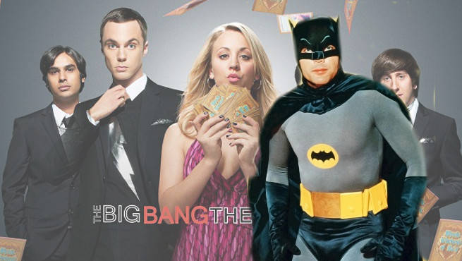 31 Photos  sc 1 st  Comic Book & The Big Bang Theory