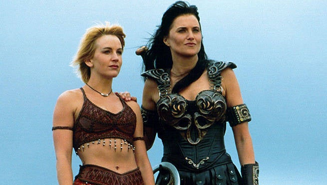 Xena Warrior Princess Reboot Will Feature New Cast New Costumes