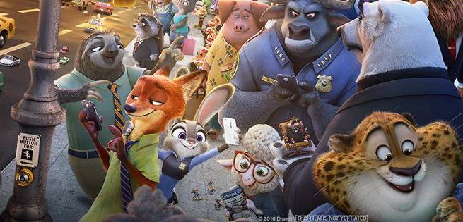8 Exciting TV Spots For Disney's Zootopia
