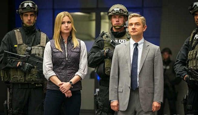 Agent 13 - Everett Ross