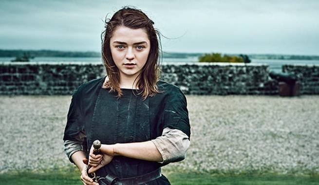 The 'Game of Thrones' Memento Maisie Williams Says She'll Keep