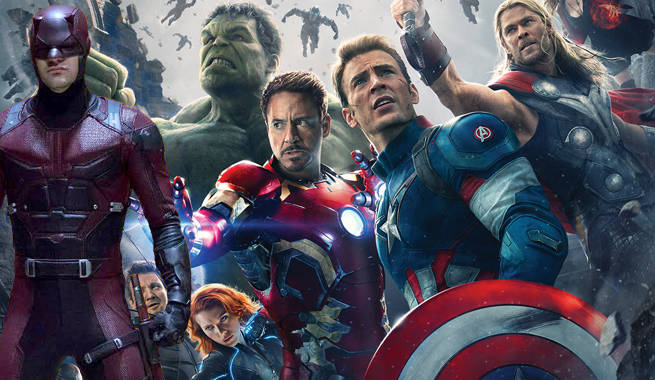 Avengers-Daredevil