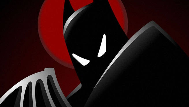 BatmanAnimatedSeriesHeader